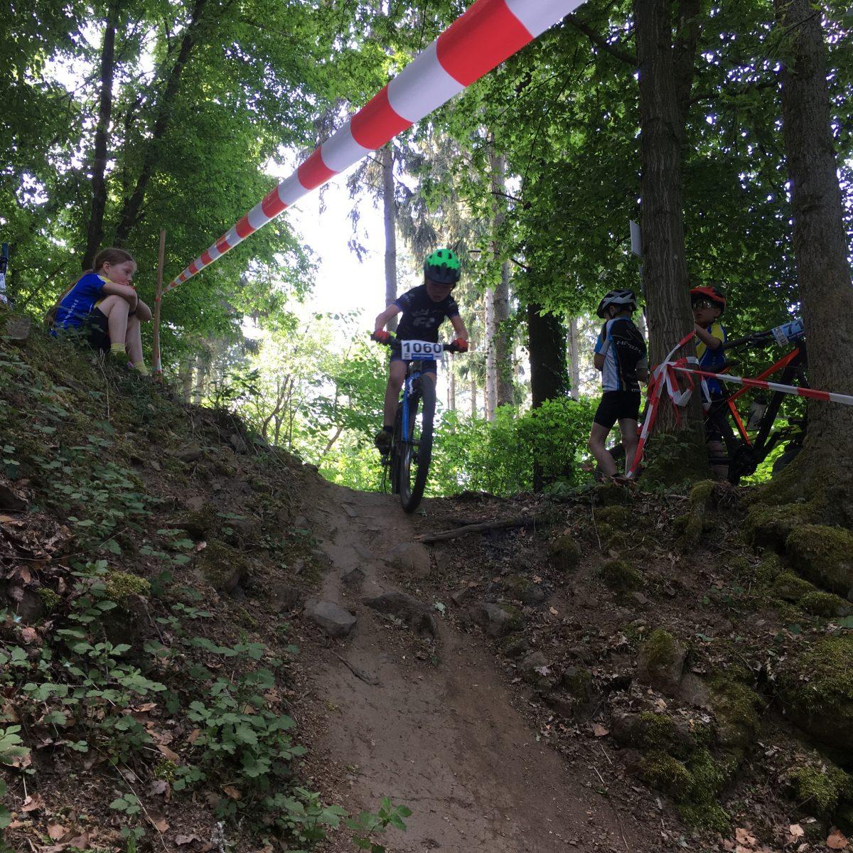 2. Lauf zum Hessencup 2018 in Gedern